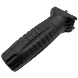 Atlas Custom Works Aluminum CQB Vertical Foregrip - BLACK