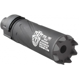 5KU SOCOM Mini Monster QD Mock Suppressor (Type B) - BLACK