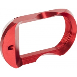 5KU TI Magwell for Hi-Capa Series GBB Pistols - RED