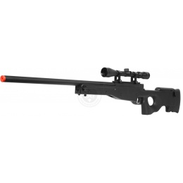 WellFire MK96 Full Metal Bolt Action AWP Sniper Rifle w/ 3-9x40 Scope