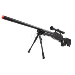 WellFire MK96 Bolt Action AWP Sniper Rifle w/ 3-9x40  Scope and Bipod