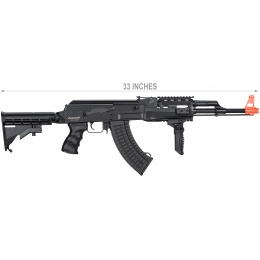 ASG Arsenal AR-M7T Airsoft Rifle - BLACK
