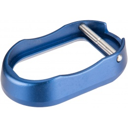 5KU Hi-Capa GBB CNC Aluminum Magwell - BLUE