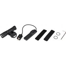 Opsmen Tactical 800-Lumen Keymod Weapon Light - BLACK