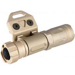 Opsmen Tactical 800-Lumen Keymod Weapon Light - TAN