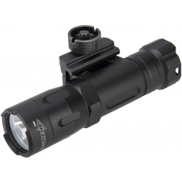 Opsmen Tactical 800-Lumen Picatinny Weapon Light - BLACK