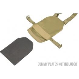 Lancer Tactical Standard Issue 1000D Nylon Tactical Vest (Tan)