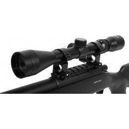 WellFire VSR-10 Metal Bolt Action Sniper Rifle w/ 3-9x40 Scope