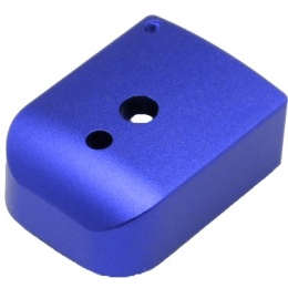 5KU Mag Base Cover for Hi-Capa Magazines (Type 6) - BLUE