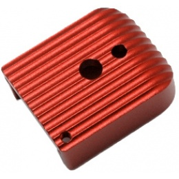 5KU Base Cover for 5.1 Hi-Capa Mags (Type 5) - RED