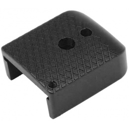 5KU Base Cover for 5.1 Hi-Capa Mags (Type 4) - BLACK