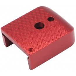 5KU Base Cover for 5.1 Hi-Capa Mags (Type 4) - RED