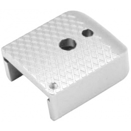 5KU Base Cover for 5.1 Hi-Capa Mags (Type 4) - SILVER