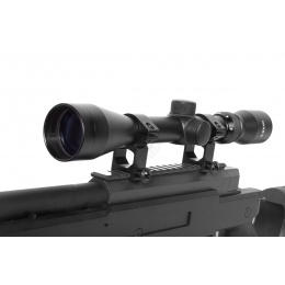 WellFire SR22 Bolt Action Type 22 Sniper Rifle w/ Scope and Bipod