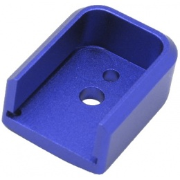 5KU Base Cover for 5.1 Hi-Capa Mags (Type 3) - BLUE