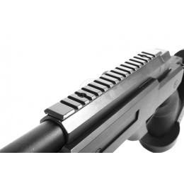 WellFire SR22 Full Metal Type 22 Bolt Action Sniper Rifle - BLACK