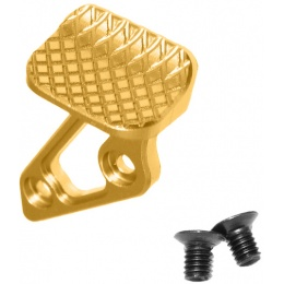 5KU Hi-Capa GBB Thumb Rest (Left) - GOLD
