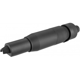 Atlas Custom Works PBS-4 Mock Suppressor for Airsoft AK (CCW) - BLACK