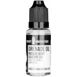 Airsoft Innovations Medium 30wt Grenade Silicone Oil