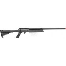WellFire APS SR-2 Modular Bolt Action Sniper Rifle MB06A - BLACK