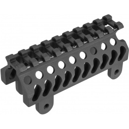 Atlas Custom Works Upper Rail Handguard for Airsoft AKs - BLACK