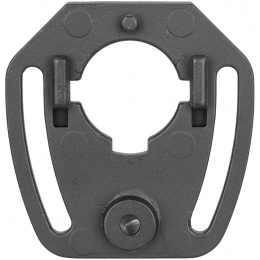 Lancer Tactical End Plate Dual Slot Sling Mount