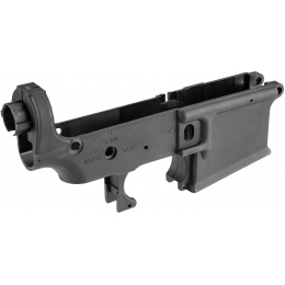 Lancer Tactical M4 Gen-2 Polymer Lower Receiver Body - BLACK