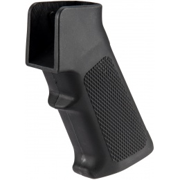 Lancer Tactical M4 Gen-2 Polymer Pistol Motor Grip - BLACK