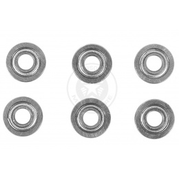 G&G Airsoft Metal 7mm Ball Bearing Bushings - For Metal Gearbox AEGs