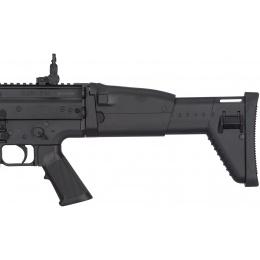 Cybergun FN Herstal SCAR-L Airsoft AEG Rifle (Sportline) - BLACK
