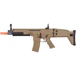 Cybergun FN Herstal SCAR-L Airsoft AEG Rifle (Sportline) - TAN