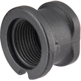 ARES 14mm Counter Clockwise VZ58 Flash Hider - BLACK
