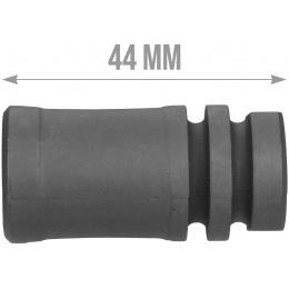 ARES 14mm Clockwise Birdcage Flash Hider - BLACK