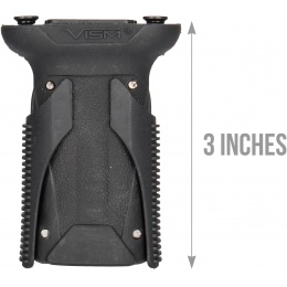 NcStar Quick Release Keymod Vertical Foregrip - BLACK