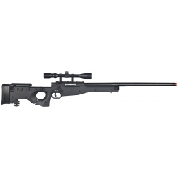 WellFire Airsoft G96 Bolt Action AWP Sniper Rifle w/ 3-9x40 Scope