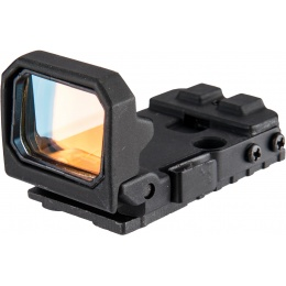 NcStar Flipdot Folding Pistol Dot Sight -  BLACK