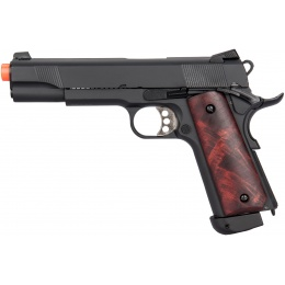 Double Bell M1911A1 CO2 Blowback Airsoft Pistol (High Velocity)