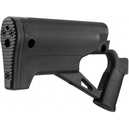 NcStar Blastar Tactical Thumbhole Stock  -  BLACK