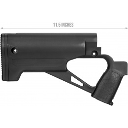 NcStar Blastar Tactical Thumbhole Stock  -  BLACK