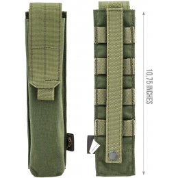 Flyye Industries Single UMP/P90 Magazine Pouch - OD GREEN