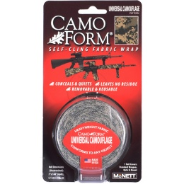 McNETT Heavyweight Protective Camouflage Fabric Wrap - ACU