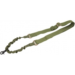 Flyye Industries 1000D Nylon Tactical Single-Point Sling - OD GREEN