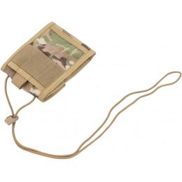 Flyye Industries Versatile Identification Storage Wallet - MULTICAM