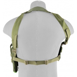 Flyye Industries Shoulder Holster and Magazine Pouch - OD GREEN