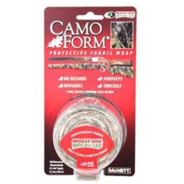 McNETT Camo Form Protective Camouflage Fabric Wrap - Break-Up Camo