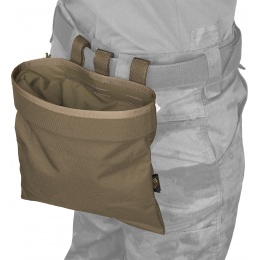 Flyye Industries Snap-Button Tactical Roll-Up Drop Pouch - KHAKI