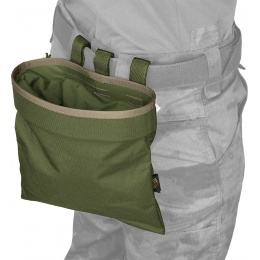 Flyye Industries Snap-Button Tactical Roll-Up Drop Pouch - OD GREEN