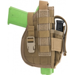 Flyye Industries 1911 Right handed  Pistol Holster - COYOTE BROWN