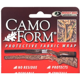 McNETT Heavyweight Protective Camouflage Fabric Wrap - Shadow Grass