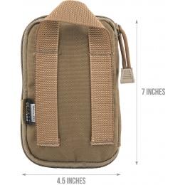 Flyye Industries Flyye Industries Mini Duty Accessories Bag - COYOTE BROWN